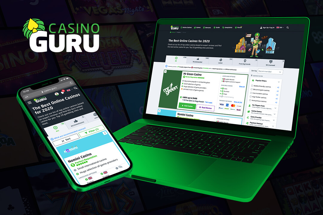 Best Online Casinos 2019 | Top 2000+ Sites Rated by Casino Guru