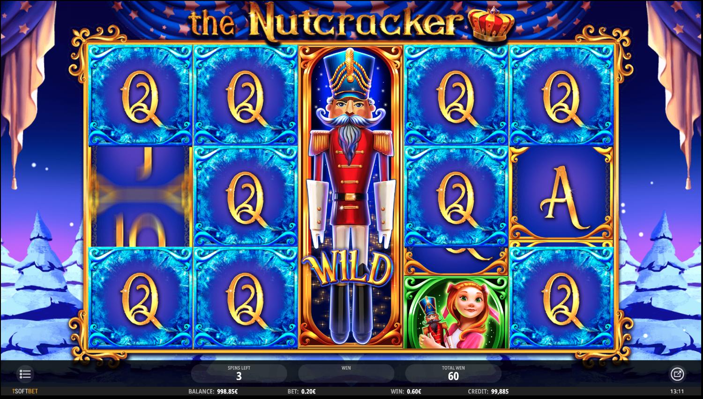 The Nutcracker free spins