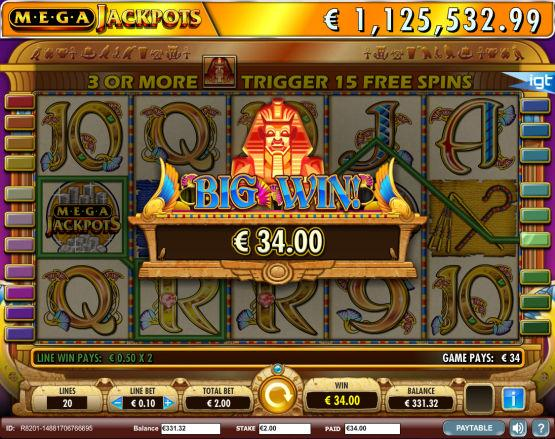 IGT Casino Game