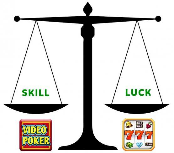 Video Poker vs Slot Machines