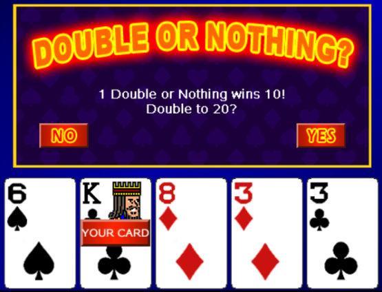 Deposit Bonus Wagering - Gamble Option